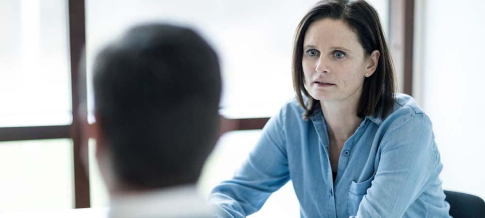 Jobsøgende møder udfordringer.