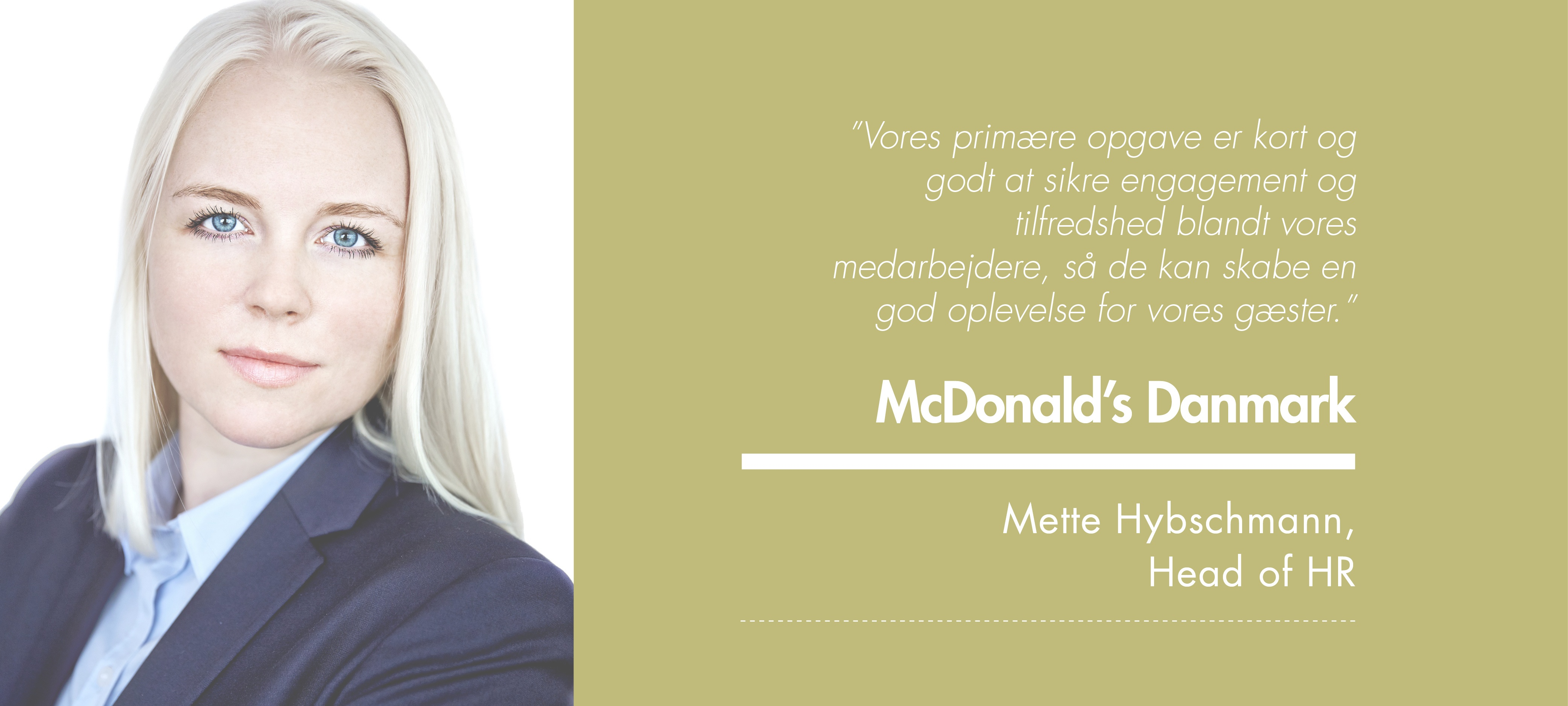 Velkommen til McDonald's – vi er nu digitale