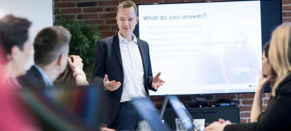 Hvad får din virksomhed ud af at arbejde med performance?