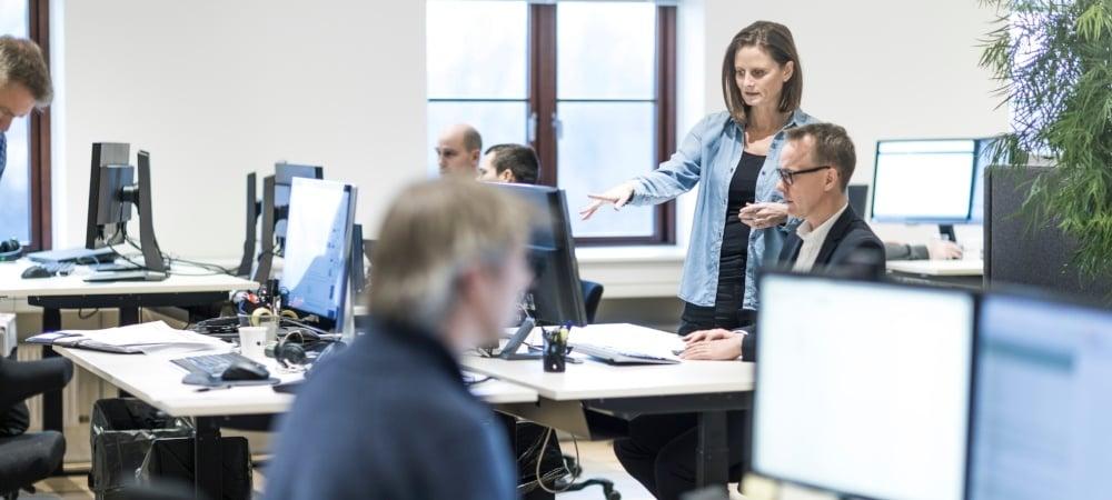 Bliver fremtidens ansatte en flok dynamiske løsarbejdere?
